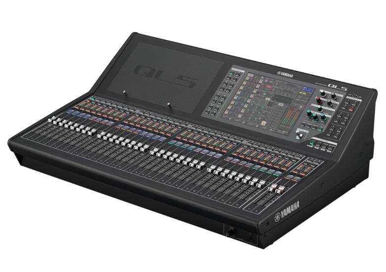 Yamaha QL5 FOH Desk
