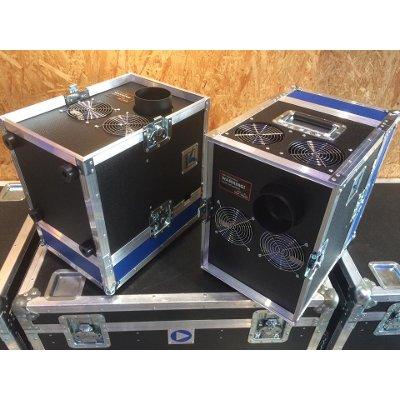 Hazebase Vertical Nebelmaschine 1,3 kW DMX