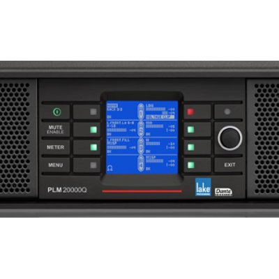 LAB Gruppen PLM 20000Q 4ch. Amp