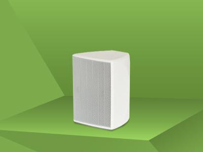 E-4 Lautsprecher; weiß