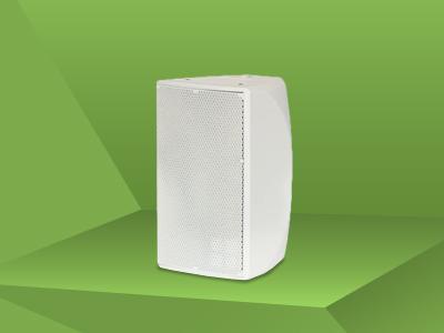 E-6 Lautsprecher; weiß