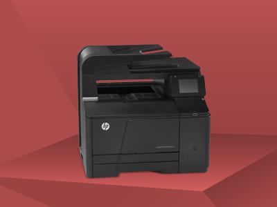 LaserJet Pro 200