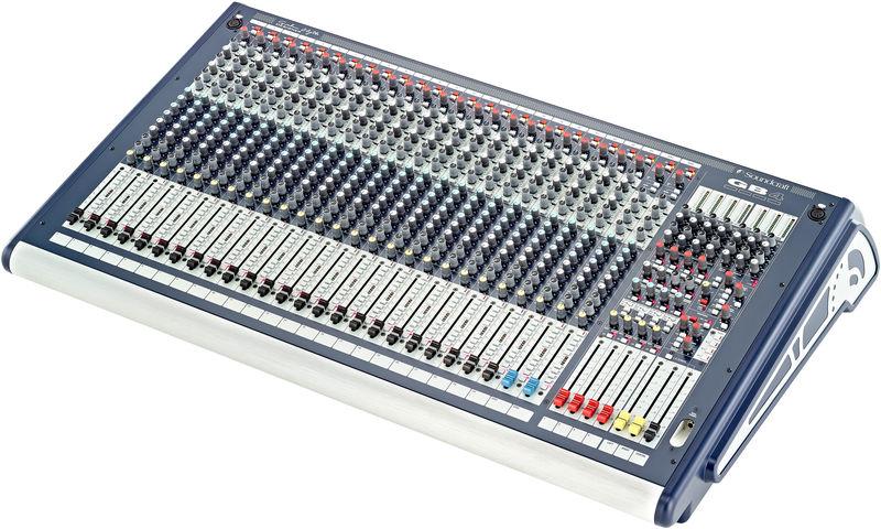 SOUNDCRAFT GB-4