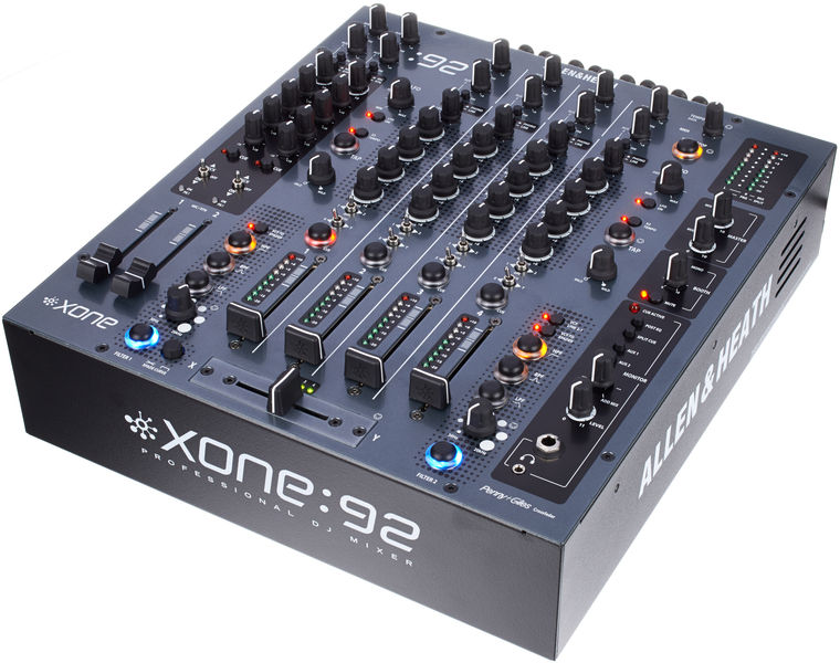 Disco-Mixer Allen&Heath Xone-92