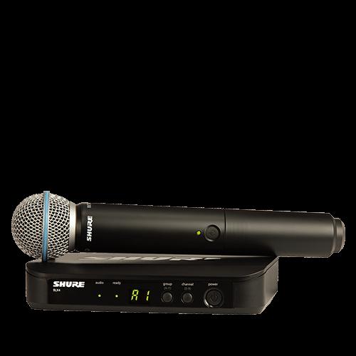 BLX24E/Beta58 S8 Handsender Funksystem