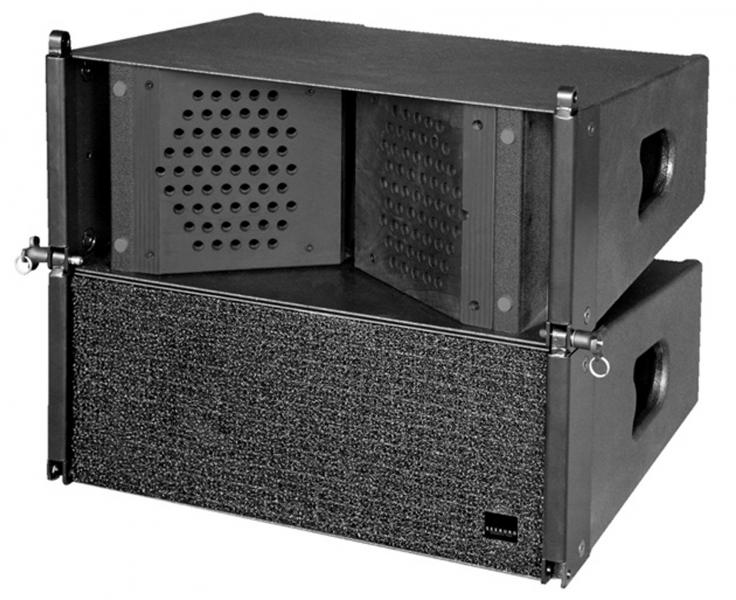 Seeburg Acoustic Line Galeo Line Array Unit