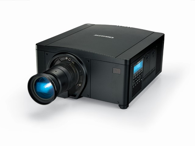 10.000 ANSI Lumen High Definition DLP Projektor Christie Roadster HD 10 K-M