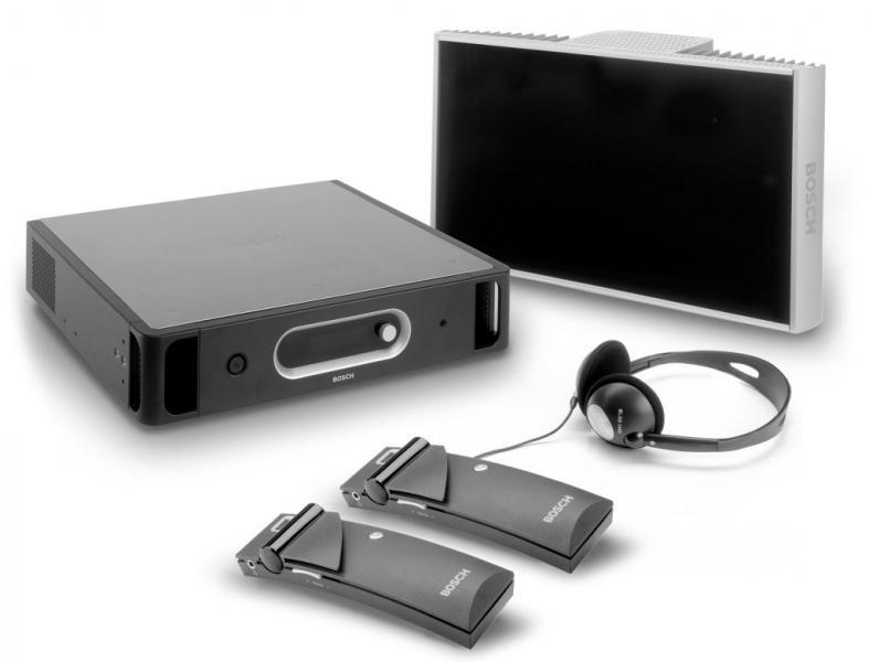 Bosch IR Empfänger Infrarot Empfänger Headset