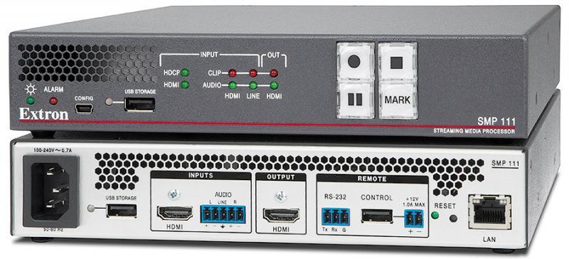 Streaming Encoder / Recorder Extron SMP111
