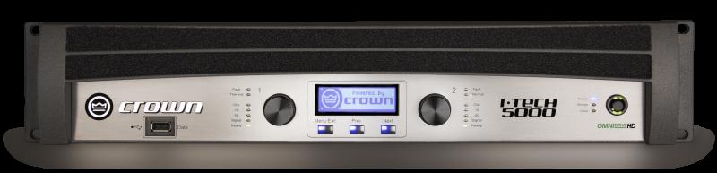 Endstufe Crown I-Tech 5000 HD