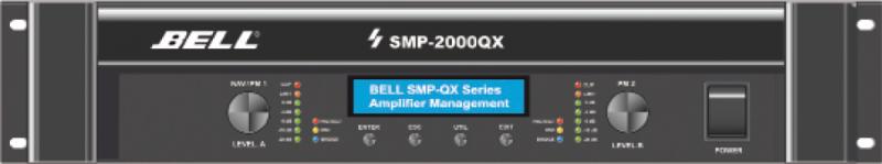 Endstufe Bell SMP 2000 QX