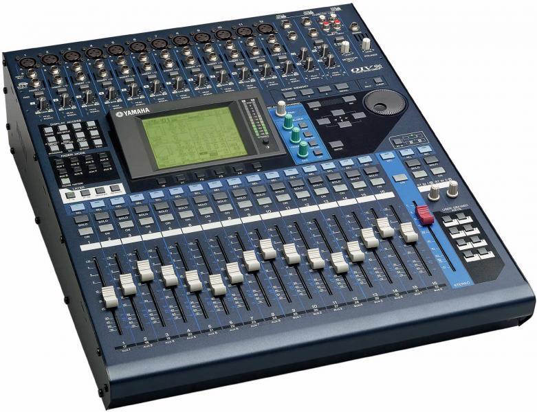Mischpult Yamaha 01V96 V2