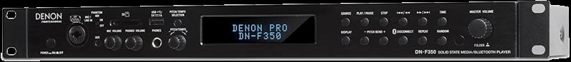 """Denon"" DN F-350 SSD Media Player mit Bluetooth"