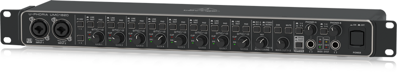 """Behringer"" U-Phoria UMC1820 Midi-Interface"