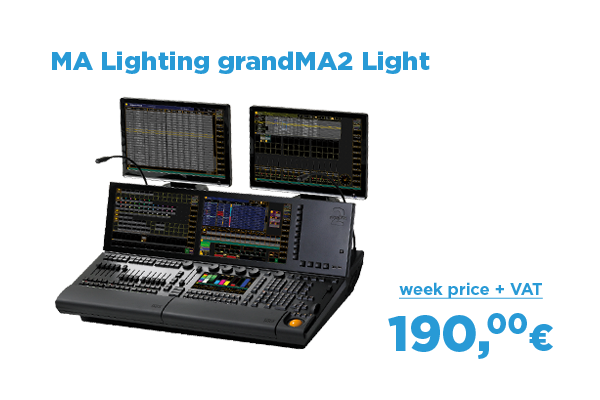 MA Lighting Grand MA2 LIGHT