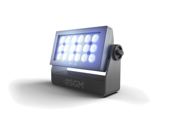 SGM P2 LED Washlight RGBW
