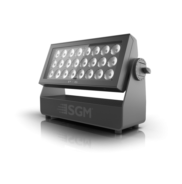 SGM P6 Wash / Strobe / Flood / Pixel / Blinder LED light