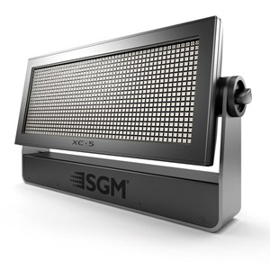 SGM XC-5 Color LED Strobe