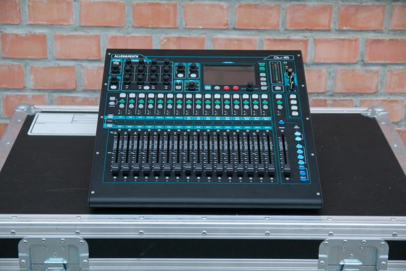 Allen and Heath QU16