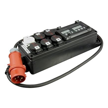 Stromversorgung 230V / 16A / 32A / 63A