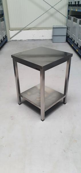 Edelstahl Tisch/Ablagefläche