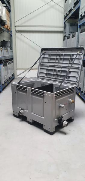 Kunststoff Fettabscheider 450L