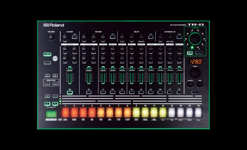 Rhythm Performer Roland TR-8