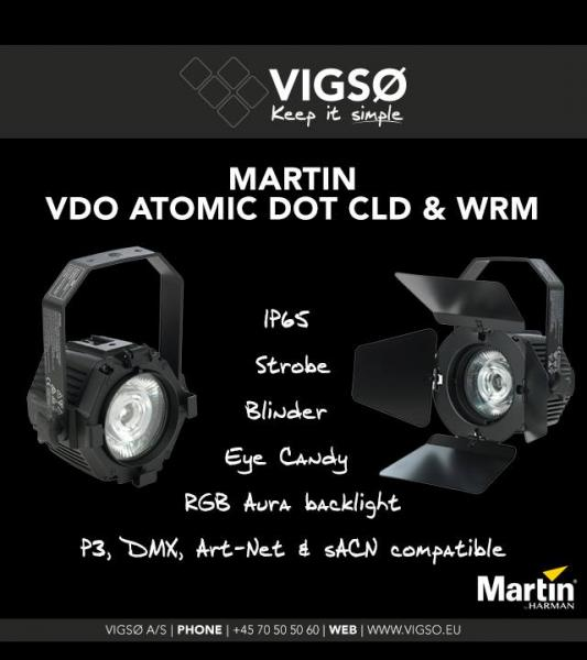 Martin VDO Atomic Dot