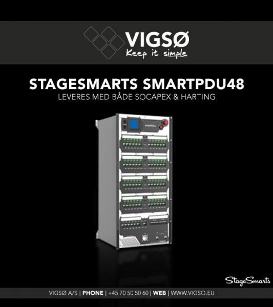 Stagesmarts PDU72