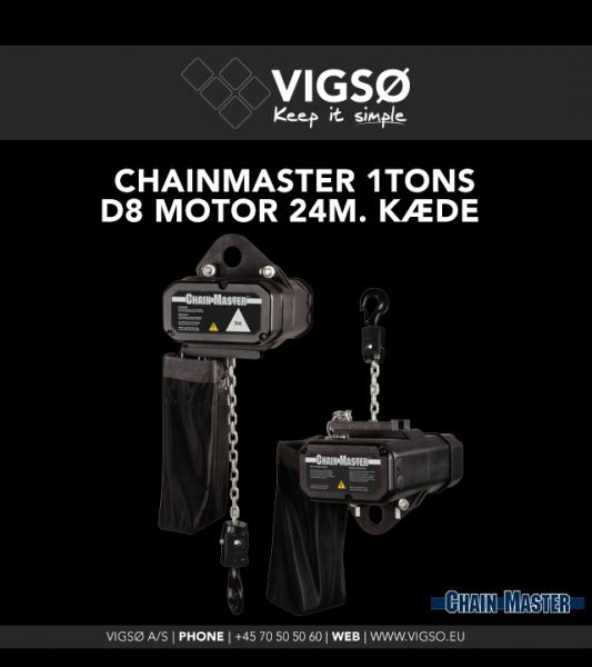 Chainmaster 1T - D8