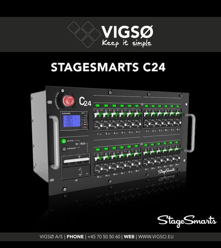 Stagesmart C24