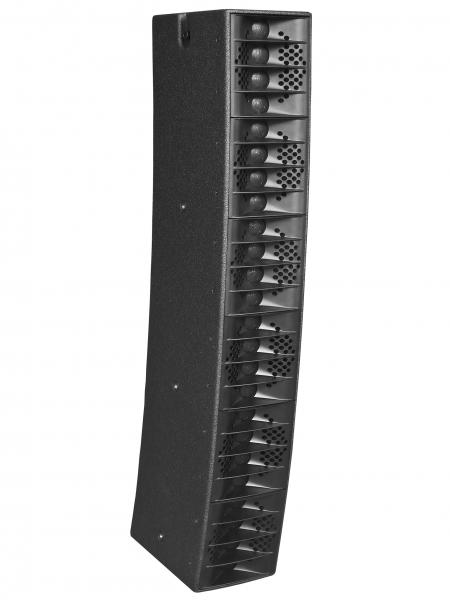 Seeburg GL 24 dp, aktives Hochleistungs-Linearray
