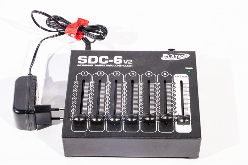 Elation SDC-6 Faderdesk