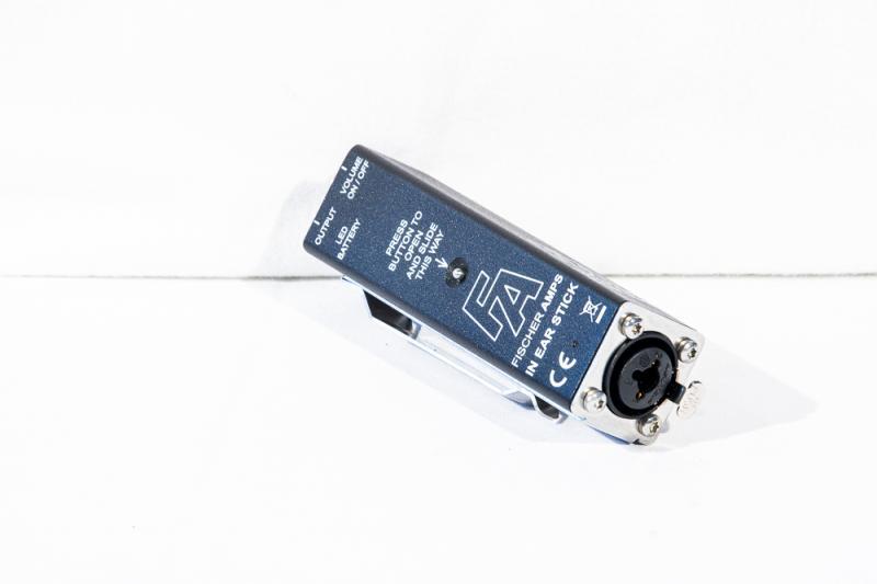 Fischer Amps aktiver In Ear Stick